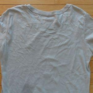 Disney Tops - Disney Frozen XL Olaf Juniors Tee Shirt Top Gray